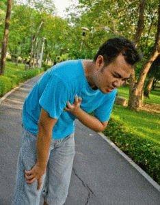 Болевой синдром отдаёт в плечо