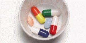 Антибактериальная терапия при язве