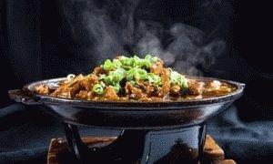 Чрезмерно горячая пища