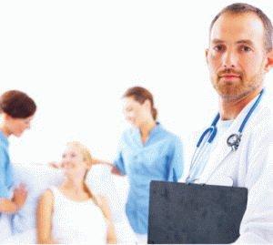 Стационарное лечение больного