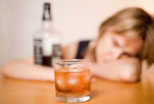 Алкоголизм вызывает язвенную болезнь