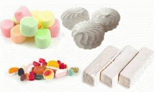 Разрешённые сладости