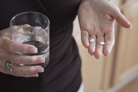 Обезболивающие при гастрите и язве желудка