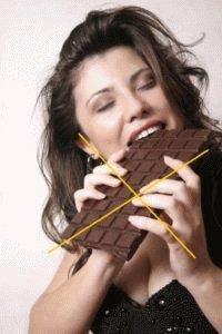 Откажитесь от шоколада