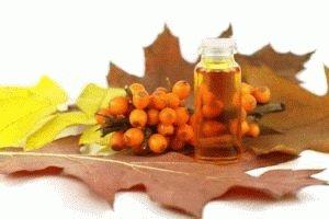 Облепиховое масло в лечении