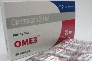 Омез – лекарственный препарат