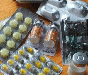 Терапия антибиотиками