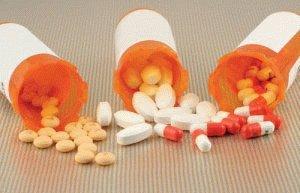 Медикаменты в лечении гастрита