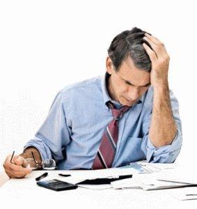 Стрессы как причина болезни