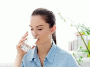 Пейте чаще тёплую воду