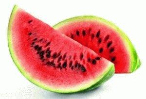 Арбуз – любимая ягода