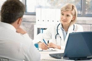 Назначение медикаментов больному