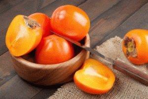 Хурма – кладезь витаминов
