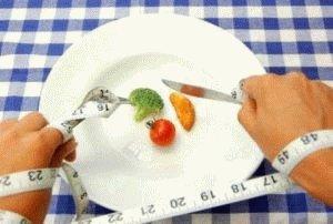 Жёсткие диеты приводят к язве