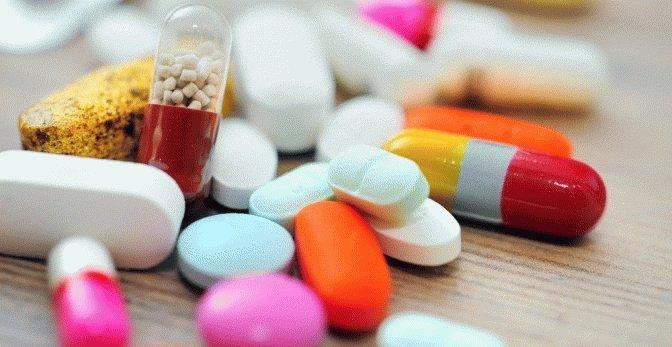Таблетки от гастрита желудка - список лекарственных средств и инструкции для лечения болезни