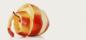 Можно есть яблоки без кожуры