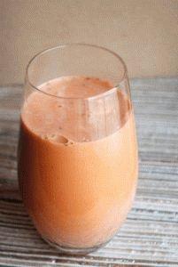 Сок картофеля и моркови