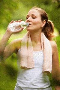 Питьевая вода без добавок