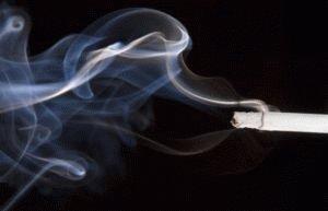 Воздействие никотина
