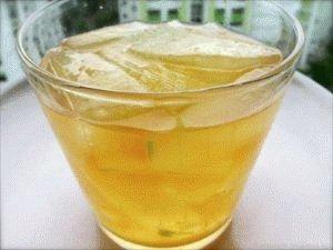 Сок алоэ с мёдом