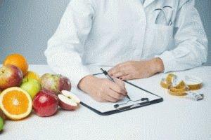 Назначение диеты при гастрите