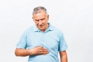 Боль в эпигастральной области