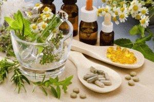 Фитотерапия в лечении