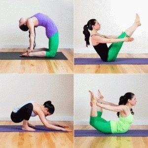 Йога полезна для пищеварения