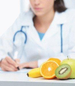 Назначение диетотерапии