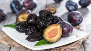 Плод чернослива