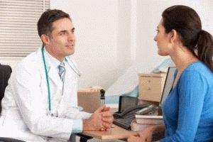Посещение гастроэнтеролога