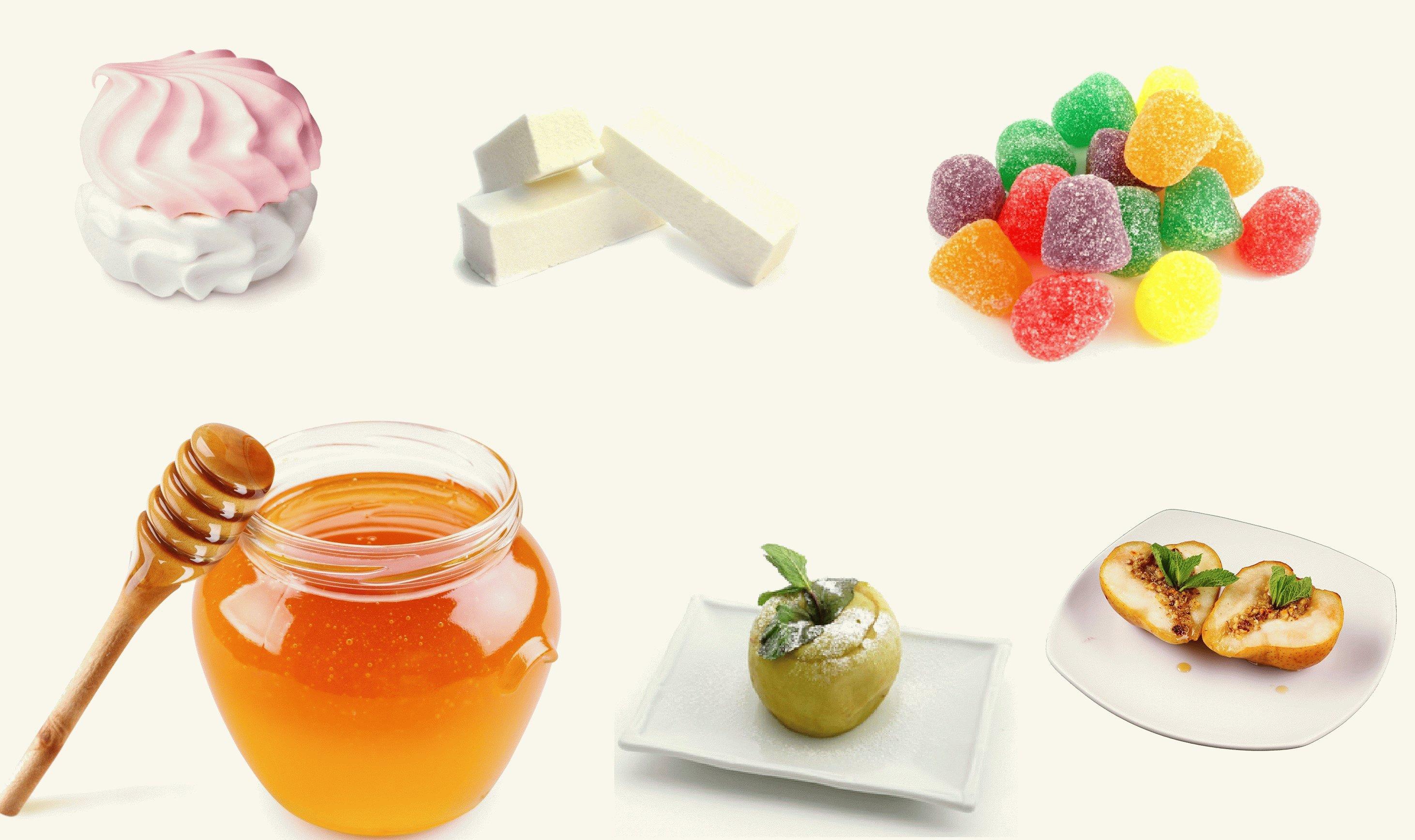 Какие конфеты можно кушать при диете