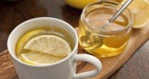 Смесь мёда с водой