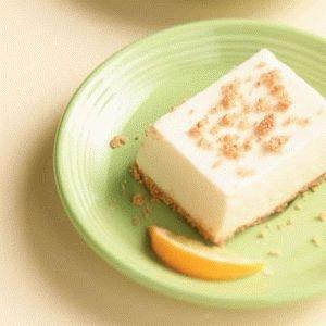 Лёгкий несладкий десерт