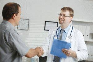 Назначение схемы лечения