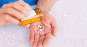 Приём медикаментов