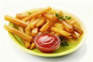 Картофель фри вреден