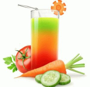 Микс овощных соков