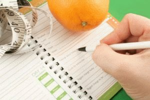 Составление диеты врачом