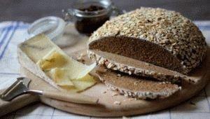 Хлеб из ржаной муки