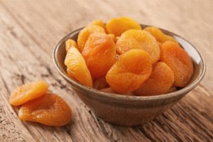 Сушёный абрикос