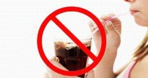 Газированные напитки вредны