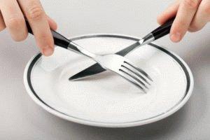 Голодание как диета