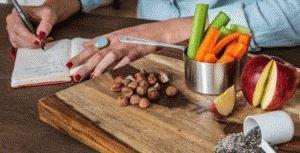Подсчёт калорий при диете
