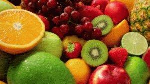 Разнообразие фруктов