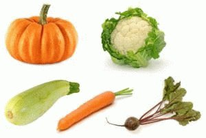 Полезные овощи