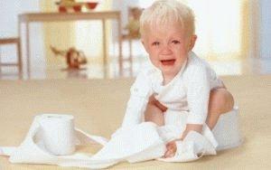 Дисбактериоз у ребёнка