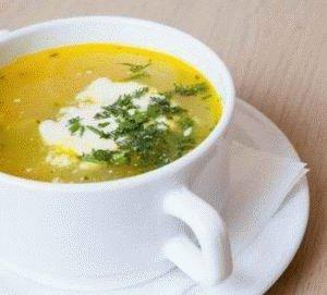 Жидкие супы в рационе