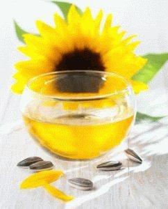 Масло из семян подсолнечника
