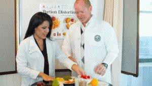 Консультация с врачом о питании